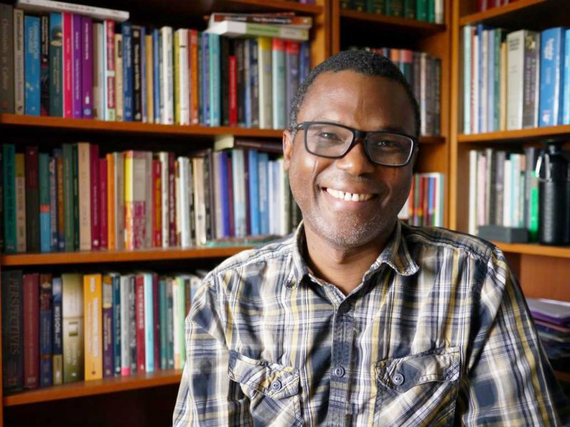 Samenkomst • Spreker: Rahman Yakubu