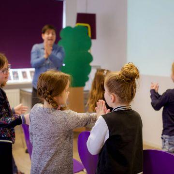 Samenkomst • Dienst met kinderen